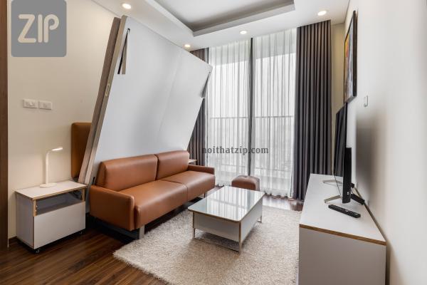 Giường sofa IVY cho nhà Phố Cổ