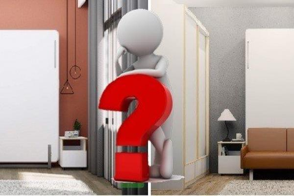 Nên mua giường sofa thông minh IVY hay giường gấp Pansy cho phòng ngủ bố mẹ?